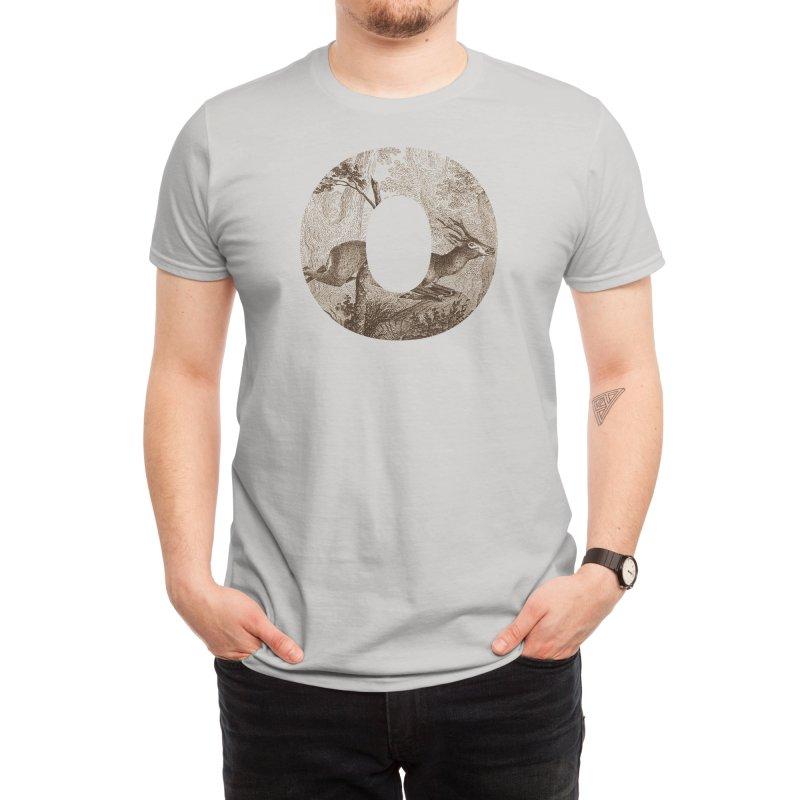 O Deer Men's T-Shirt by Threadless Artist Shop