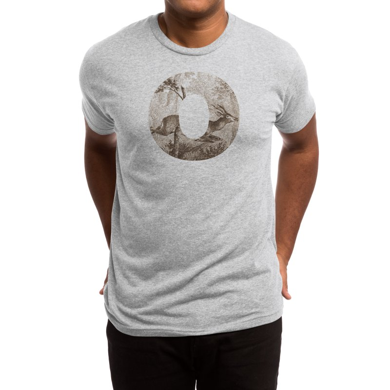 O Deer Men's T-Shirt by Threadless Artist Shop