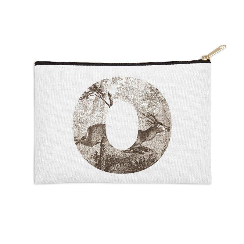 O Deer Accessories Zip Pouch by Threadless Artist Shop