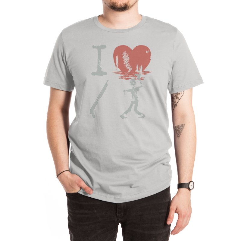 Of The Dead Men's T-Shirt by Threadless Artist Shop