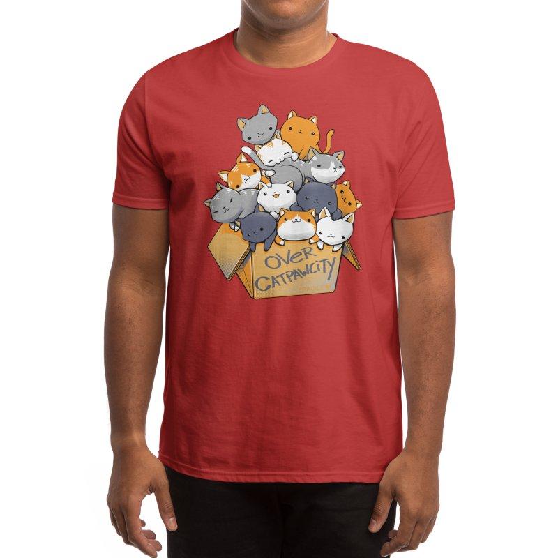 Over Catpawcity Men's T-Shirt by Threadless Artist Shop