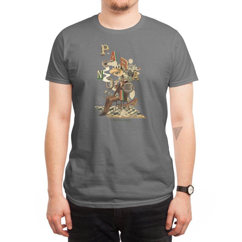 Paranoia Men's T-Shirt by Threadless Artist Shop
