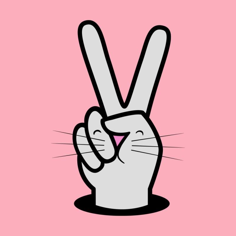 Peace! Kids T-Shirt by Threadless Artist Shop