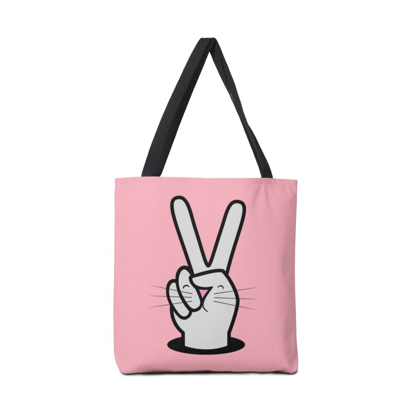 Peace! Accessories Bag by Threadless Artist Shop