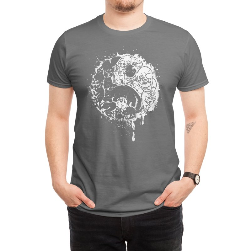 Pet Taoism Men's T-Shirt by Threadless Artist Shop