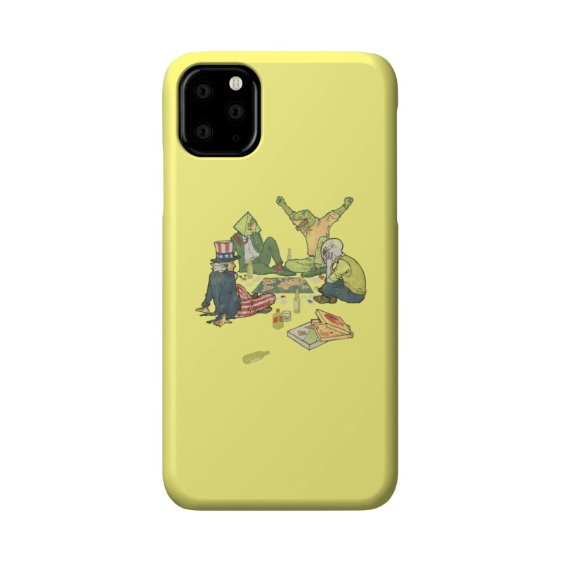 Plotting the Risky Agenda Accessories Phone Case by Threadless Artist Shop