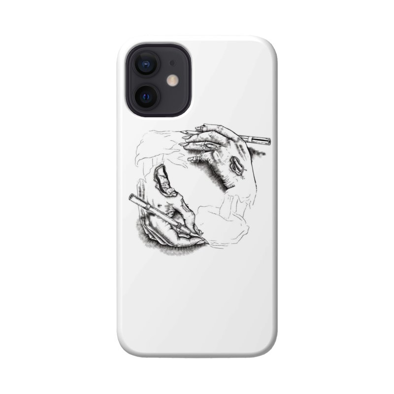 Self Made Zombie. Accessories Phone Case by Threadless Artist Shop