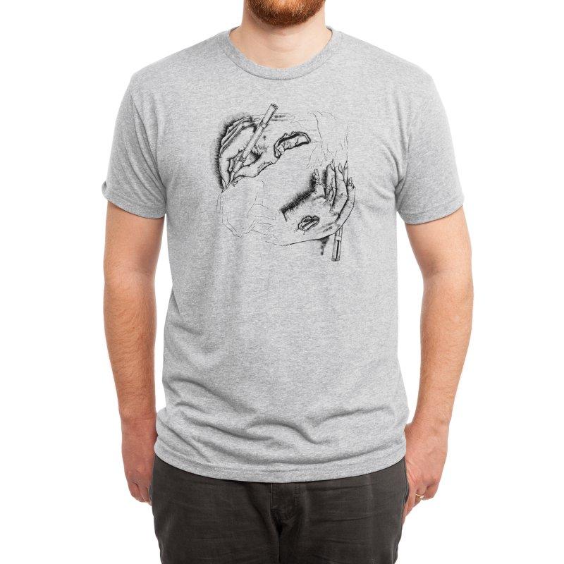 Self Made Zombie. Men's T-Shirt by Threadless Artist Shop