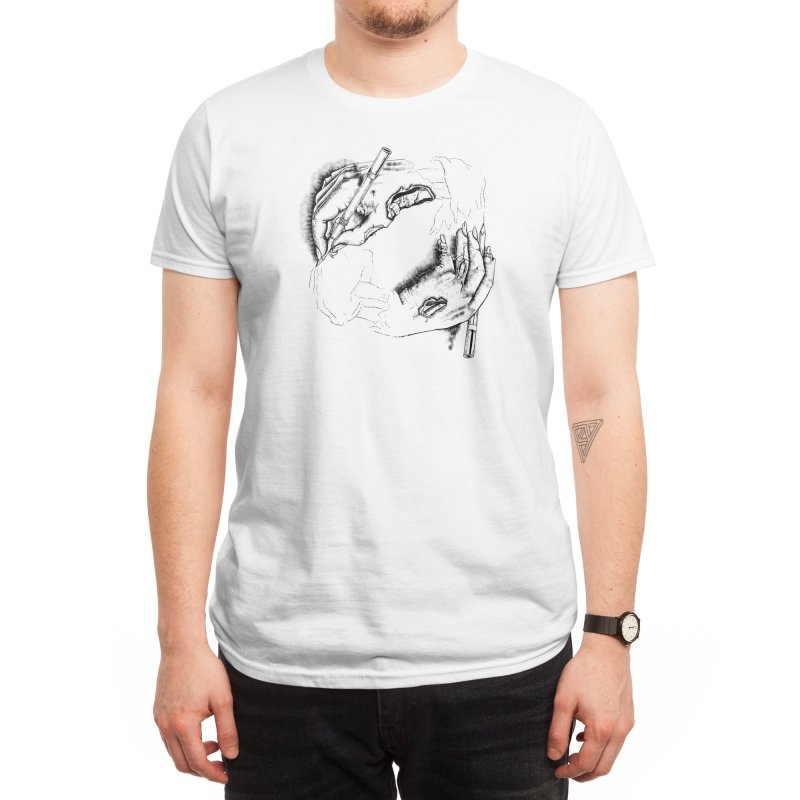 Self Made Zombie. Men's T-Shirt by Threadless Artist Shop