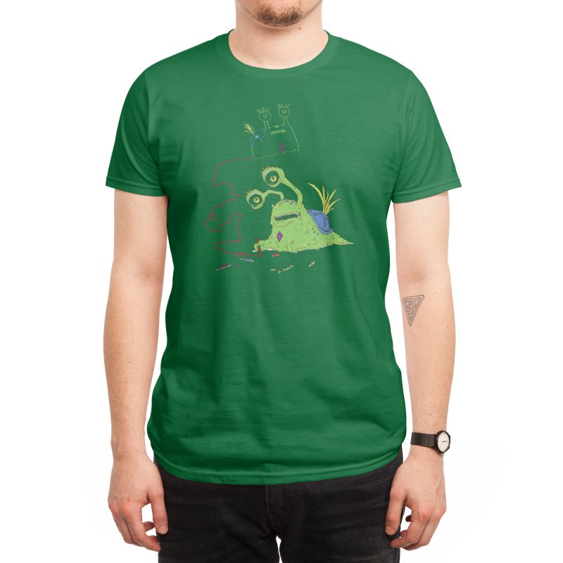 Self Portrait Men's T-Shirt by Threadless Artist Shop