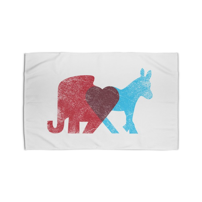 Share Opinions Home Rug by Threadless Artist Shop