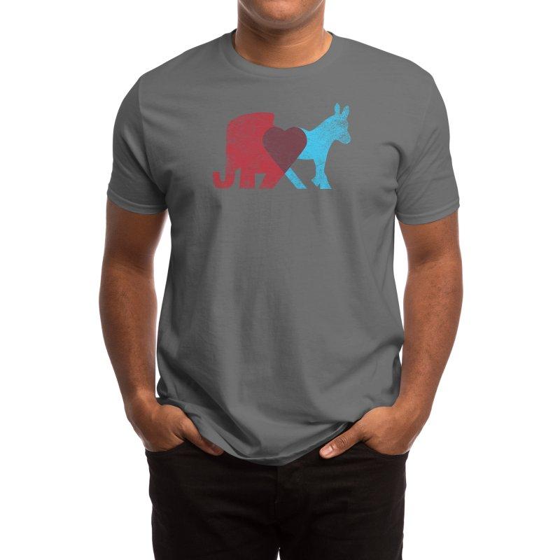 Share Opinions Men's T-Shirt by Threadless Artist Shop