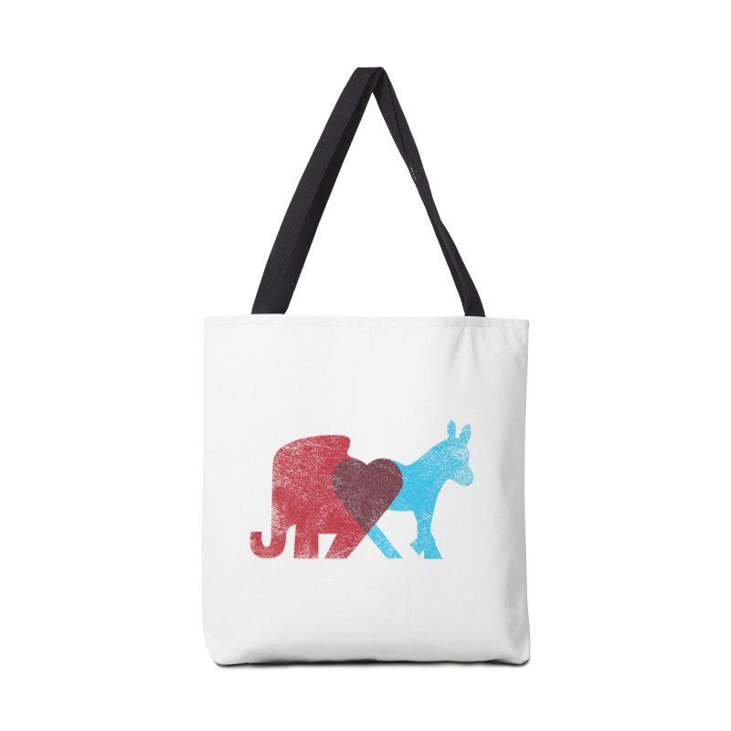 Share Opinions Accessories Bag by Threadless Artist Shop
