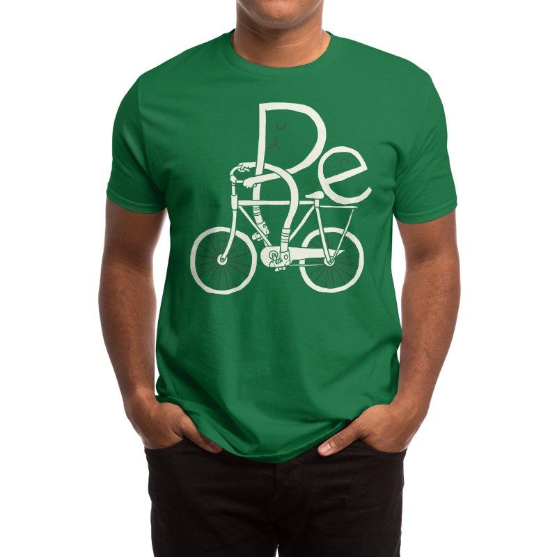 Recycling - Lim Heng Swee Men's T-Shirt by Threadless Artist Shop