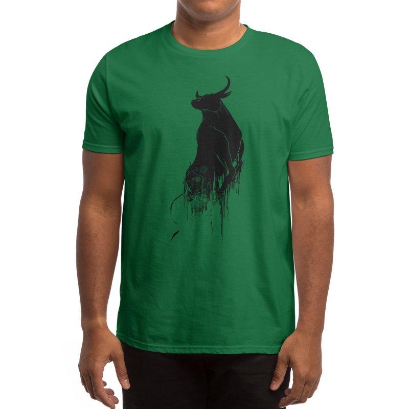 Revenge of the Toro Men's T-Shirt by Threadless Artist Shop
