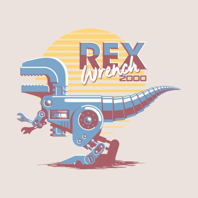 REX WRENCH 2000 Men's T-Shirt by Threadless Artist Shop