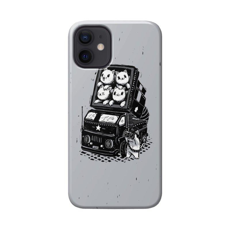 Rocket Cats Accessories Phone Case by Threadless Artist Shop