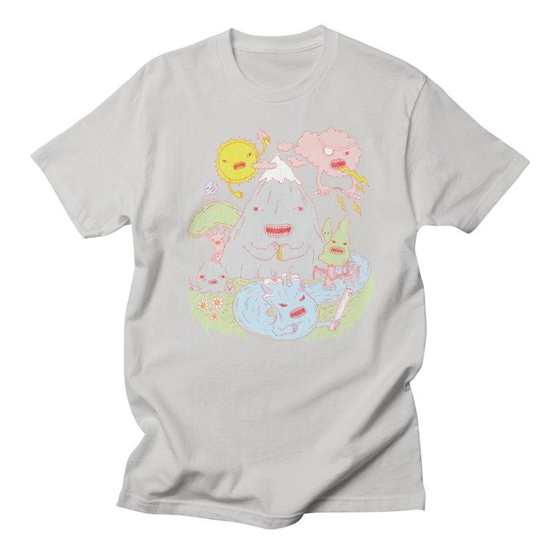 Roughin' It Women's T-Shirt by Threadless Artist Shop