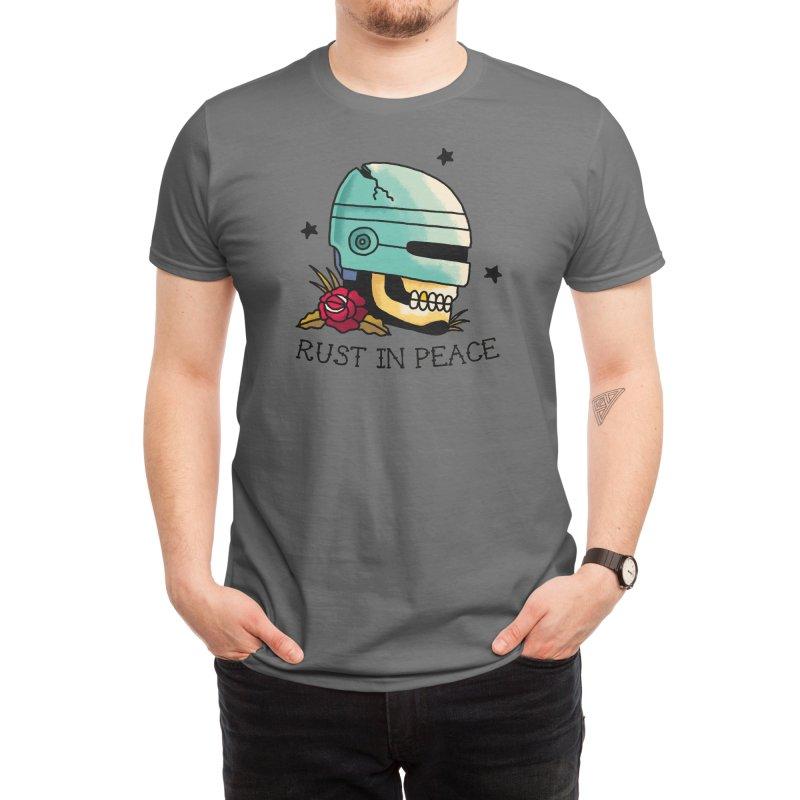 Rust In Peace Men's T-Shirt by Threadless Artist Shop