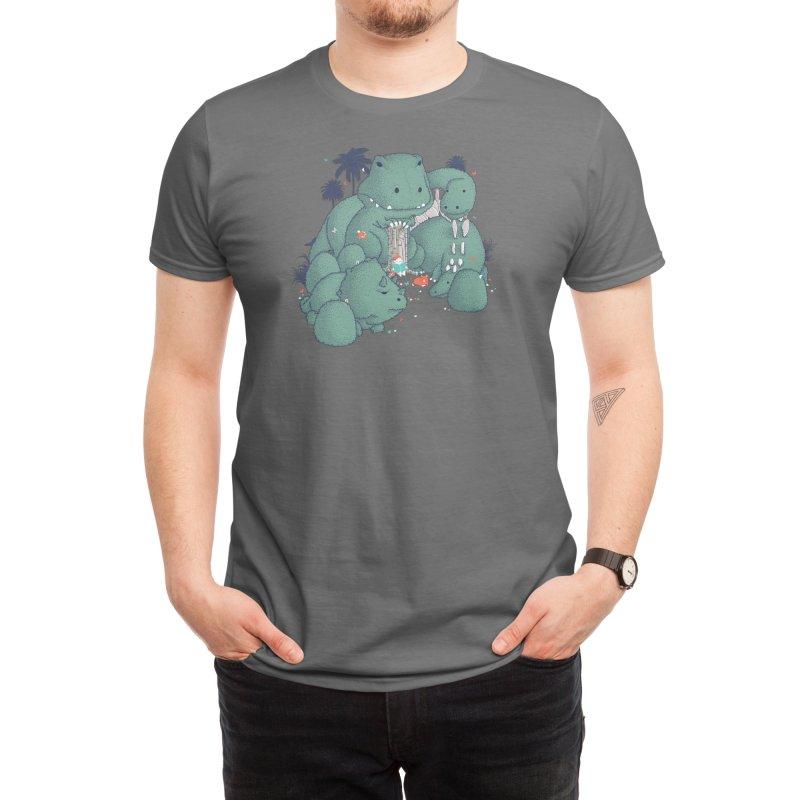 Secret Garden - Cheok Siew Yen Men's T-Shirt by Threadless Artist Shop