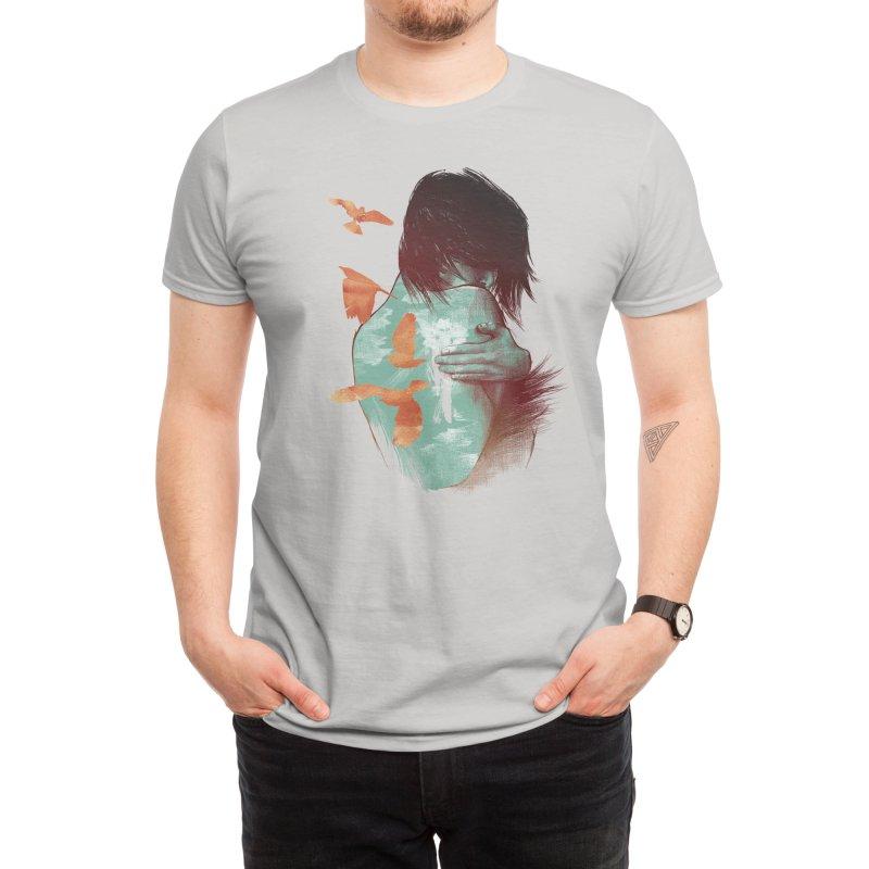 See It Through Men's T-Shirt by Threadless Artist Shop