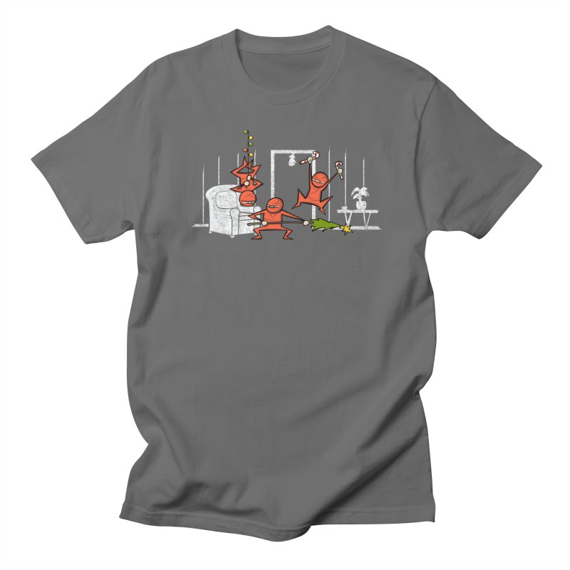 Santa's Silent Helpers Women's T-Shirt by Threadless Artist Shop