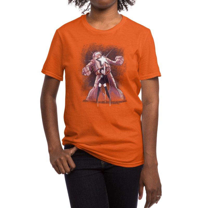 Star Power Women's T-Shirt by Threadless Artist Shop