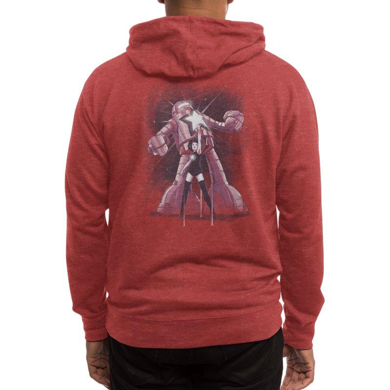 Star Power Men's Zip-Up Hoody by Threadless Artist Shop