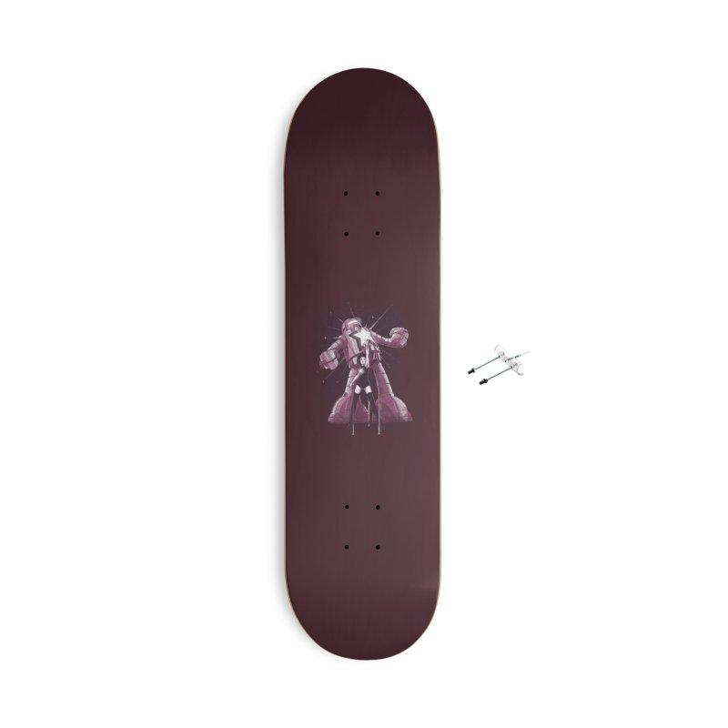 Star Power Accessories Skateboard by Threadless Artist Shop