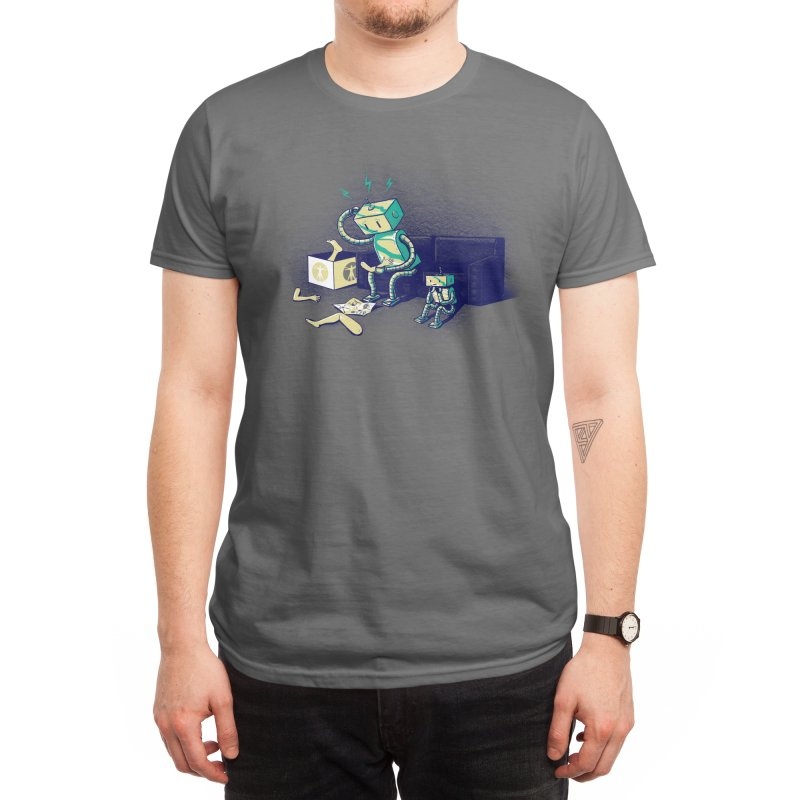 Some Assembly Required Men's T-Shirt by Threadless Artist Shop