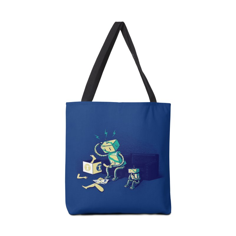 Some Assembly Required Accessories Bag by Threadless Artist Shop