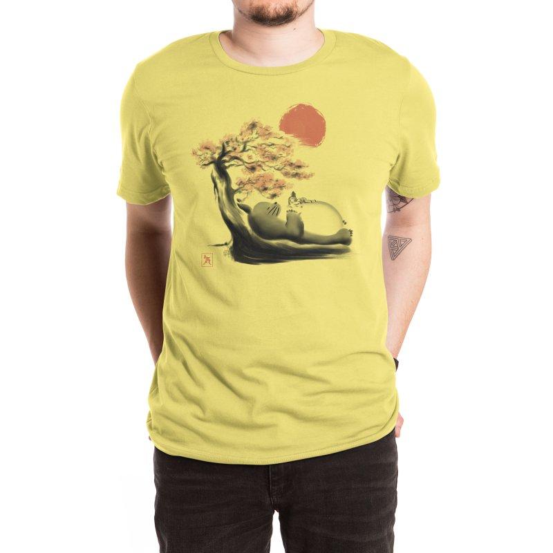 Spirit in the Forest Men's T-Shirt by Threadless Artist Shop