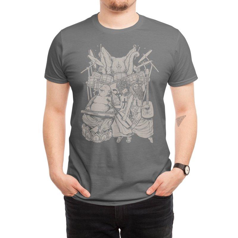 Spiritual Symphony Fin Men's T-Shirt by Threadless Artist Shop