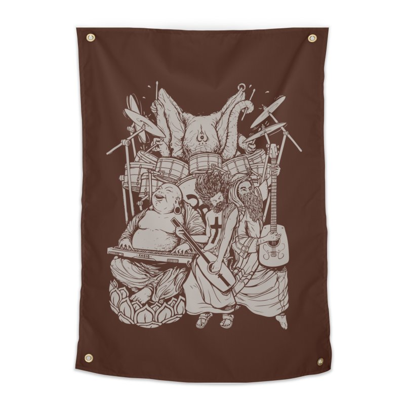 Spiritual Symphony Fin Home Tapestry by Threadless Artist Shop