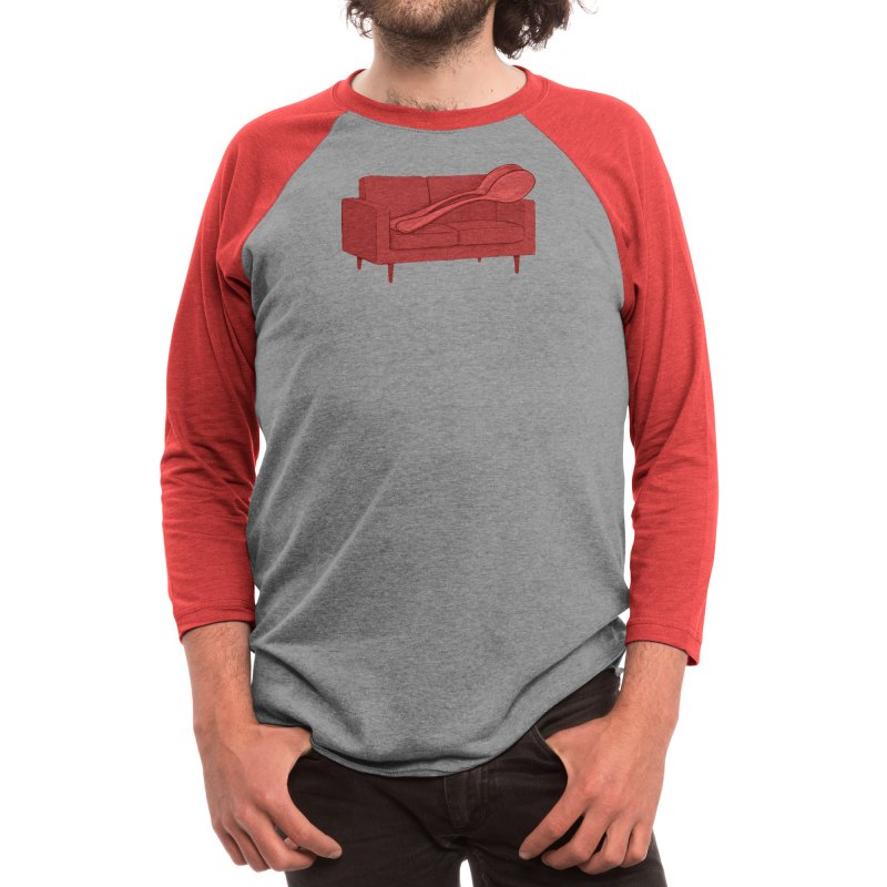 Spooning Men's Longsleeve T-Shirt by Threadless Artist Shop