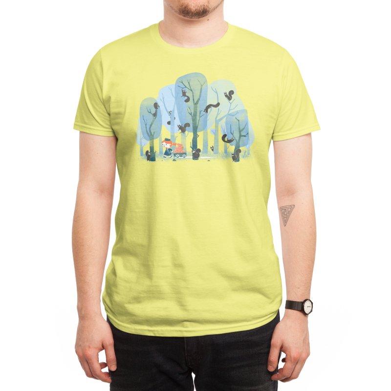 Squinjas! Men's T-Shirt by Threadless Artist Shop