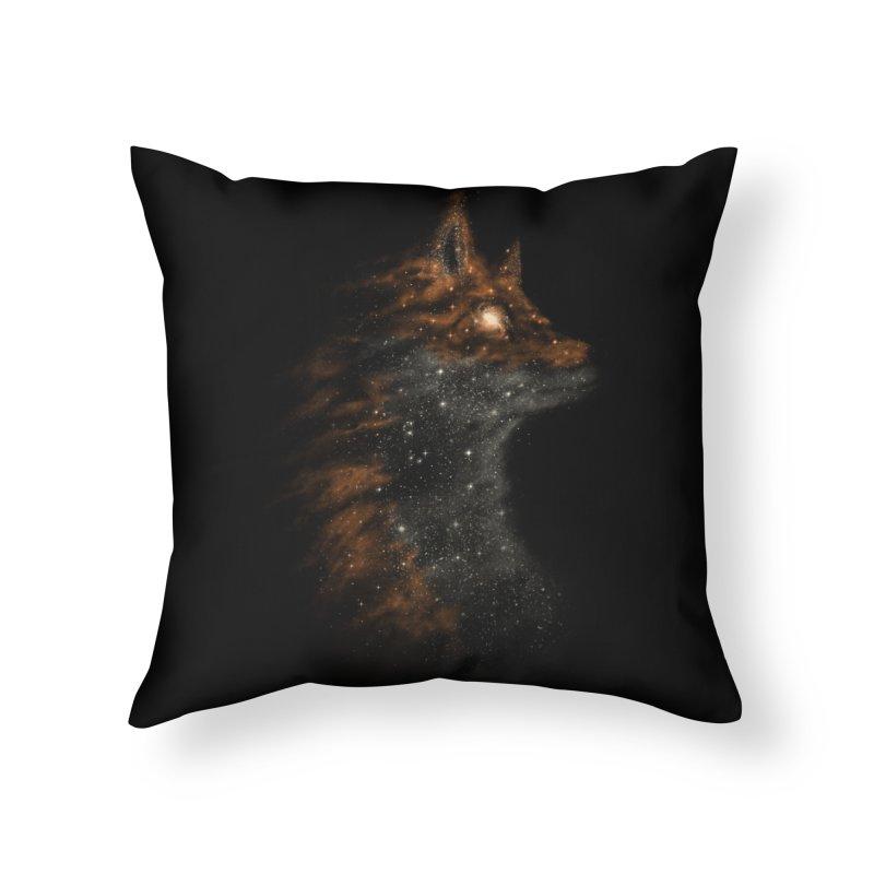 Star Fox Home Throw Pillow by Threadless Artist Shop