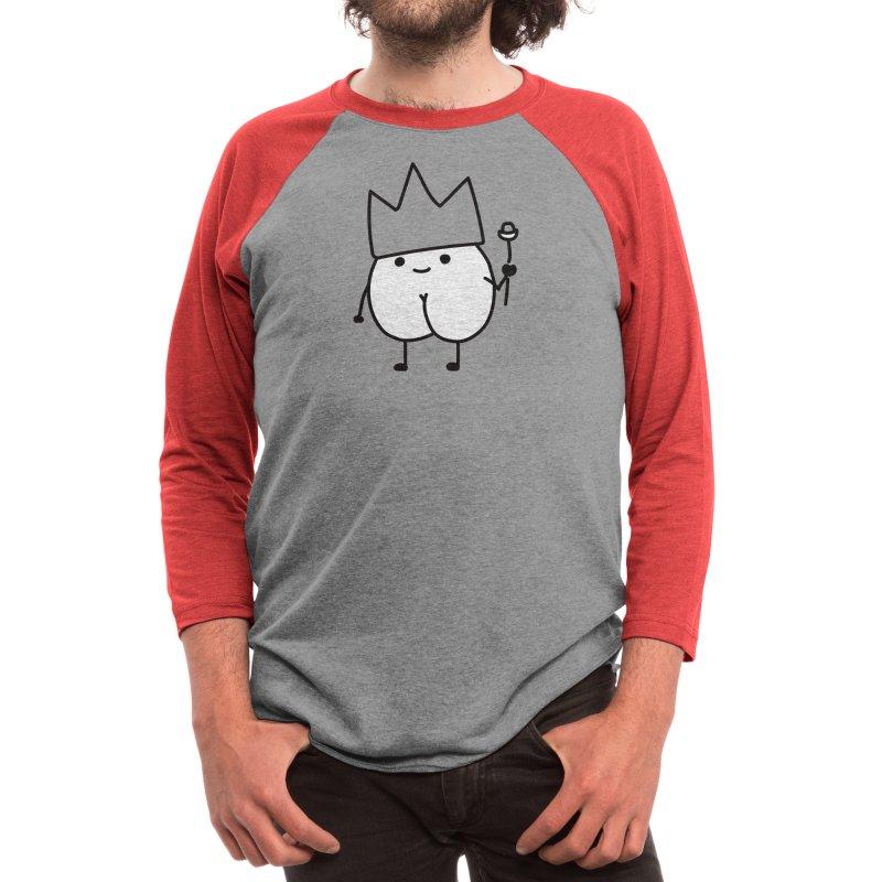 Thanks for assking Men's Longsleeve T-Shirt by Threadless Artist Shop