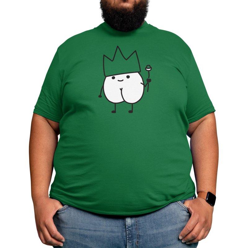 Thanks for assking Men's T-Shirt by Threadless Artist Shop