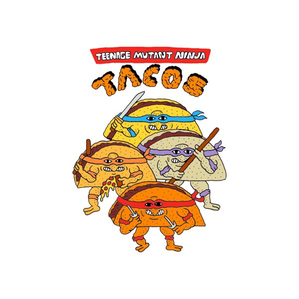 image for Teenage Mutant Ninja Tacos