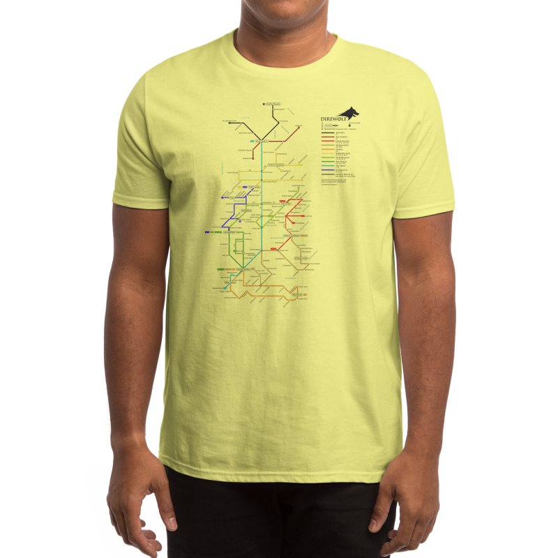 The Bus is Coming. Men's T-Shirt by Threadless Artist Shop