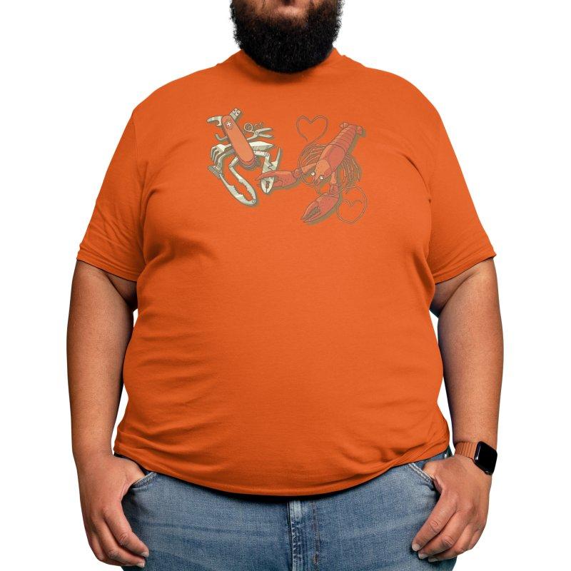 The Crayfish Crush Men's T-Shirt by Threadless Artist Shop