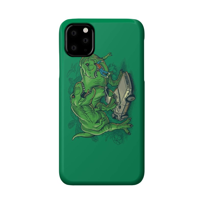 The End of Time Travel Accessories Phone Case by Threadless Artist Shop