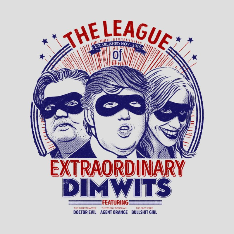 The Extraordinary League of Dimwits Accessories Phone Case by Threadless Artist Shop