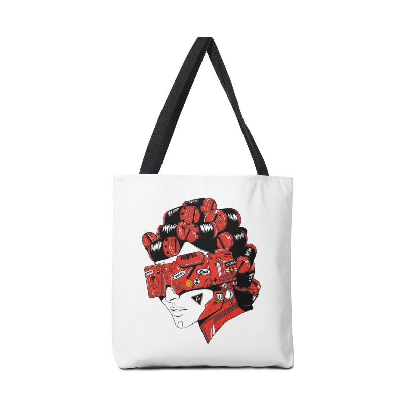 the future is now Accessories Bag by Threadless Artist Shop
