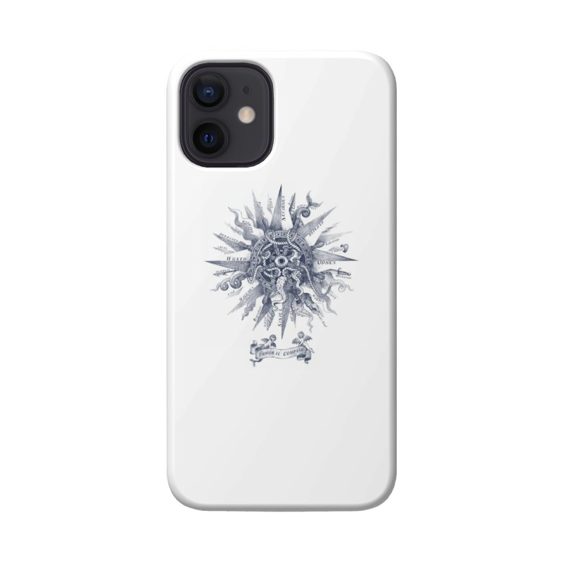 The Immoral Compass Accessories Phone Case by Threadless Artist Shop