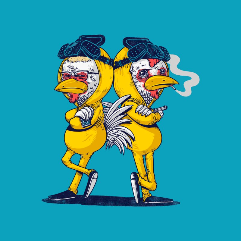 Pollos Men's T-Shirt by Threadless Artist Shop