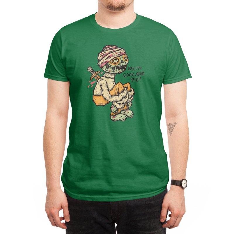 Pretty Good Men's T-Shirt by Threadless Artist Shop