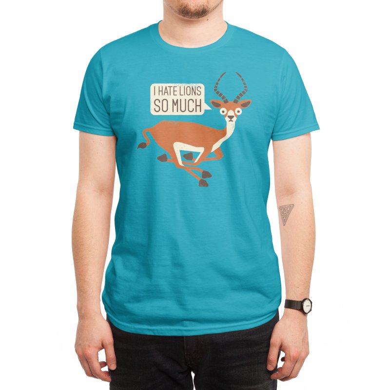 Prey Tell Men's T-Shirt by Threadless Artist Shop