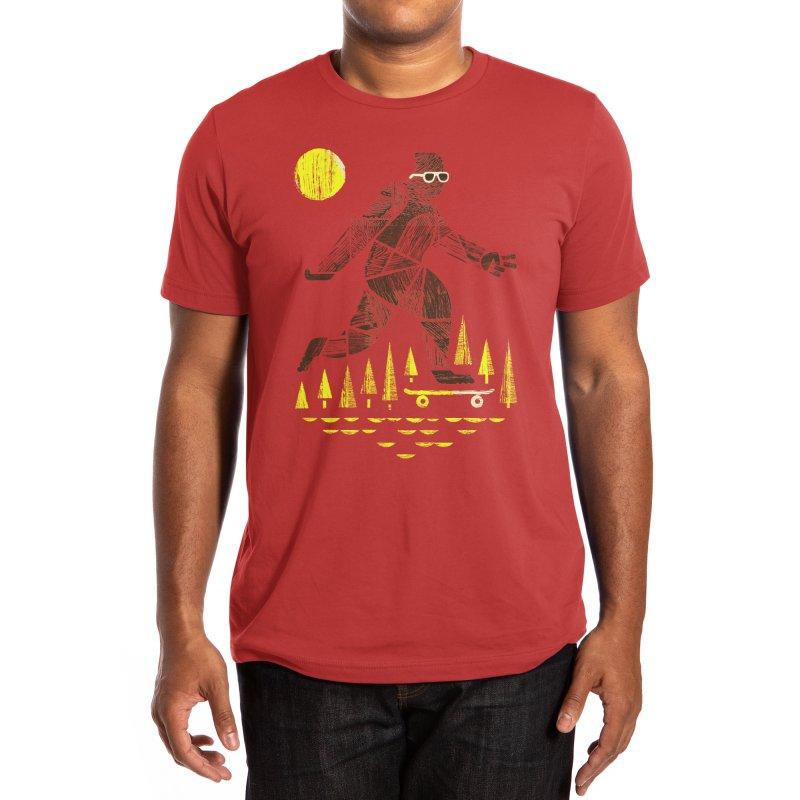Surefooted Men's T-Shirt by Threadless Artist Shop